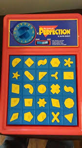 Perfection 1998 Board Game