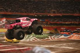 The Cutest Bear You Ever Did See!: Monster Jam!!!