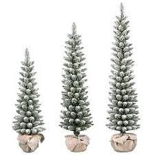 Trim A Homereg Set Of 3 3ft 4ft 5ft Burlap Tree