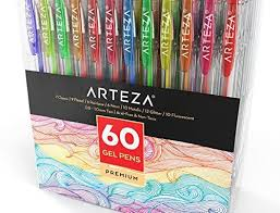 Top 10 Best Gel Pens For Coloring Your Adult Books In
