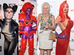 Heidi Klum Halloween 2014 by Best Celebrity Halloween Costumes Business Insider