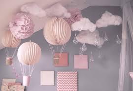 idée déco chambre bébé chambre enfant idee decoration avec ballons chambre bebe idée