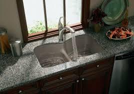 Kohler Kitchen Sink Protector by Faucet Com K 6626 6u 47 In Almond By Kohler