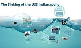 the sinking of the uss indianapolis by alysse robinson on prezi