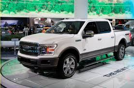 100 Parts Of A Truck Ford Suspends F150 Production After Fire At Supplier Plant The