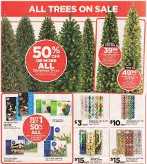 7ft Cashmere Pencil Christmas Tree by Black Friday 2016 Michaels Ad Scan Buyvia