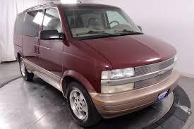 2003 Chevrolet Astro Van RWD Automatic Gasoline