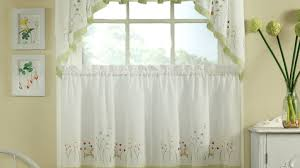 White Kitchen Curtains Valances by Curtains Kitchen Curtain Ideas Beautiful Vintage Kitchen
