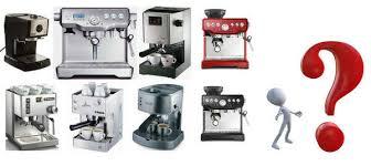 Selecting The Right Espresso Machine