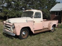 1957 INTERNATIONAL S-110 Pickup Truck Radio 1951 1952 1953 1954 1955 ...