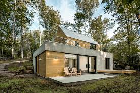 100 House In Nature Spahaus YH2 Architecture ArchDaily