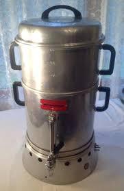 Antique Coffee Percolator Chuck Wagon Pot