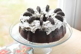 Chocolate Oreo Bundt Cake Macaroni and Cheesecake