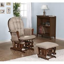 Dorel Rocking Chair With Ottoman by Rocker And Ottoman Comfort And Style From Sears