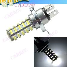 selling 68 led smd 3528 h4 bulb car fog light headlight l