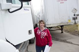 Ramblin' Woman: A Week On The Road With A Female Trucker