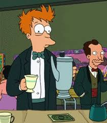 Coffee Fry Jitters Shakes GIF