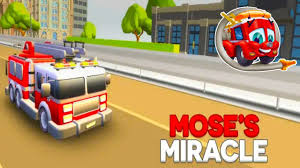 100 Fire Truck Game Videos Moses Miracle Android For Kids Video YouTube
