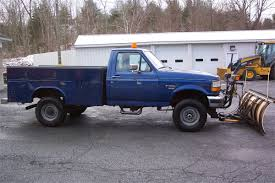 1996 Ford F-350 Truck With Reading Service Body Online Government ...