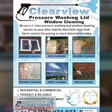 100 Clearview Decking Pressure Washing Window Cleaning Pressure Washing And