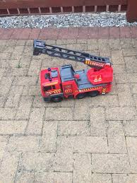 Large Toy Fire Engine | In Southside, Glasgow | Gumtree Kamalife Red Ladder Truck 1 Pc Alloy Toy Car Simulation Large Blockworks Fire Truck Set Save 23 Buy 16 With Expandable Engine Bump Dickie Toys Action Brigade Vehicle Shop Your Way 9 Fantastic Trucks For Junior Firefighters And Flaming Fun 2019 Children Big Model Inertia Kids Wooden Fniture Table Chair Online In Tonka Mighty Motorized Walmartcom 1pcs Amazoncom Bruder Man Games Carville Fire Truck Carville At Toysrus