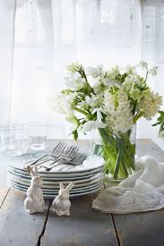 Spring Table Decorations 58 Centerpieces And