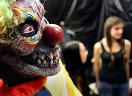 Halloween Express San Diego by Creepy Clown Map Where They U0027ve Been Reported In The United States