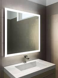 halo led light bathroom mirror 843 illuminated bathroom mirrors
