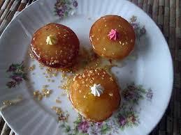 amour de cuisine recette de cakes au citron servis avec lemon curd une recette de