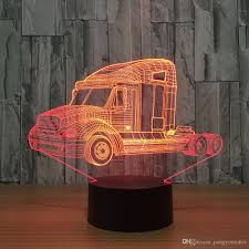 2018 Truck Lights 3d Night Lamp Acrylic Usb Cable Led Lamp Kids Toy ... Vintage Red Truck Cab Mini Lamp Toy Lamp Mictuning 2pcs 60 Bed Light Led Strip Waterproof Cute And Charming Kids Table Eflyg Beds Trucklite Launches Model 900 A Full Rear Lamptrucklite Carol Braden Llc Spring 1915fordtrucklamp Heritage Museums Gardens Topkick Dump For Sale Together With Hoist Cylinder Also Tonka J Dooley Lamps Shades Pinterest 2 Strips Fxible Lights Rail Awning Lighting Kit 10x Car 9 Smd 1156 Ba15s 12v Bulb Moto Tail Turn