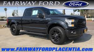 100 Black Trucks For Sale Used 2015 D F150 Extended Cab Truck In San