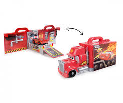 100 Cars Mack Truck Playset CARS 3 MACK TRUCK SIMULATOR BrandsCharacters Products