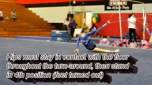 Usag Level 3 Floor Routine Tutorial by Usag Aau Gymnastics Level 5 Floor Exercise Routine Tutorial Youtube