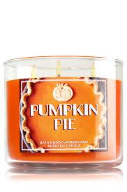 Pumpkin Pecan Waffle Candle Bath And Body by Pumpkin Pie 3 Wick Candle Home Fragrance 1037181 Bath U0026 Body