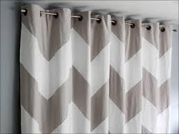 bathroom wonderful zig zag curtain panels steel grey curtains