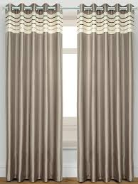 Faux Silk Eyelet Curtains by Silk Eyelet Curtains Price Comparison Results