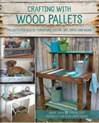 wood pallet projects cool and easy to make projects for the home