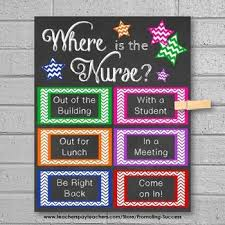 nurse office door sign nurse this printable sign will make a