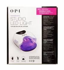 opi professional studio led light gl901 gel l dryer for