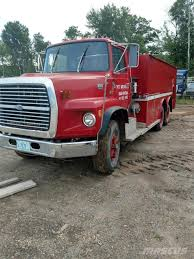 100 Ford Fire Truck L9000 United States 7750 1979 Fire Trucks For Sale