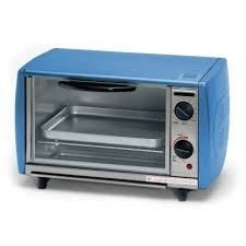 Using A Toaster Oven