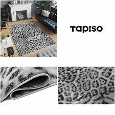 teppich modern scarlet deluxe leopard muster design wohnzimmer schlafzimmer