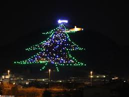The Worlds Largest Christmas Tree
