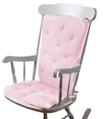 100 Rocking Chair Cushions Pink BabyDoll Bedding Heavenly Soft Cushion Reviews Wayfair