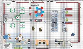 How To Create A Floorplan Of Your Space In Excel | Renovated Learning How To Create A Floor Plan And Fniture Layout Hgtv Kitchen Design Grid Lovely Graph Paper Interior Architects Best Home Plans Architecture House Designers Free Software D 100 Aritia Castle Floorplan Lvl 1 By Draw Blueprints For 9 Steps With Pictures Spiral Notebooks By Ronsmith57 Redbubble Simple Archaic Mac X10 Paper Fun Uhdudeviantartcom On Deviantart Emejing Pay Roll Format Semilog Youtube