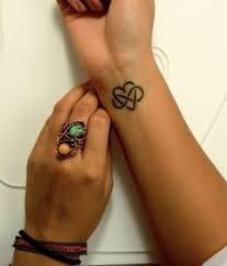 66 Simple Female Wrist Tattoos For Girls And Women