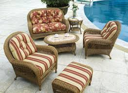 Outdoor Furniture Cushions Sunbrella Fabric by Intrigue Wrought Iron Patio Furniture Leg Glides Tags Patio