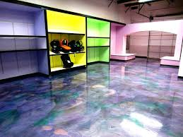 Epoxy Flooring Images Lg Decorative Gallery Metallic