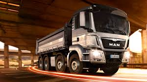 MAN TGS Range - Medium-haul, Long-haul - Man Truck & Bus Australia