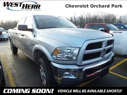 100 West Herr Used Trucks 2018 Ram 2500 SLT For Sale In Buffalo Near Cheektowaga